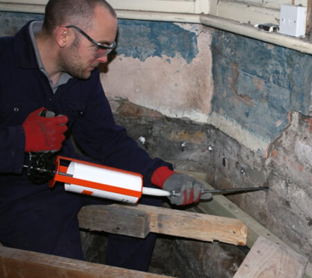 Damp Proofing Injection Cream
