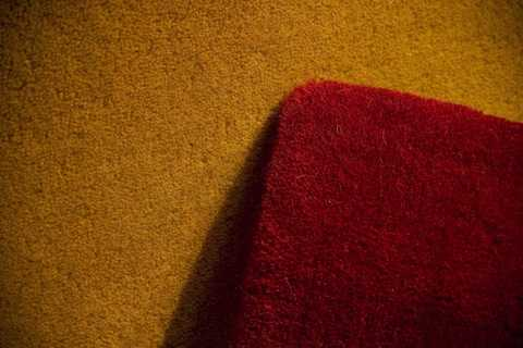 carpet for acoustics in home cinema