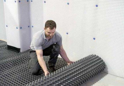 PermaSEAL Basement Waterproofing Membranes