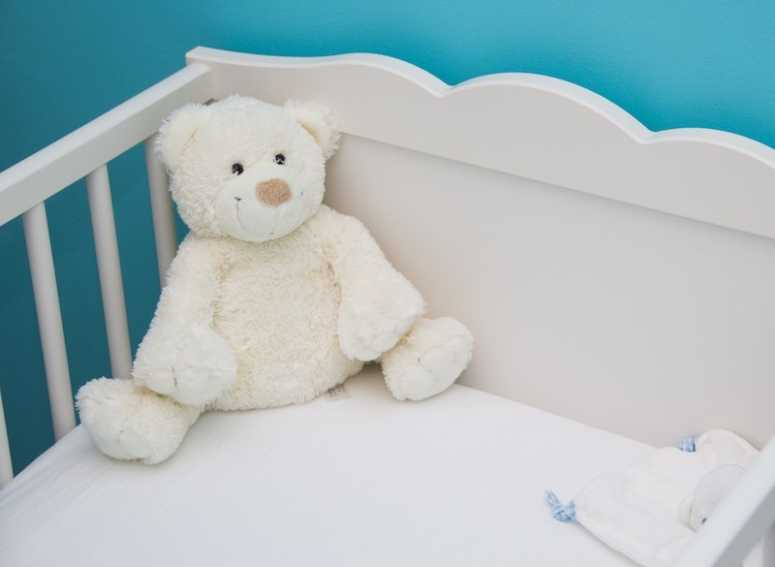 baby cot - mould dangerous for babies