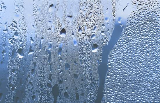 getting rid of condensation