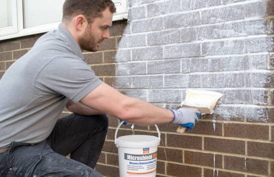 External Waterproofing for basements