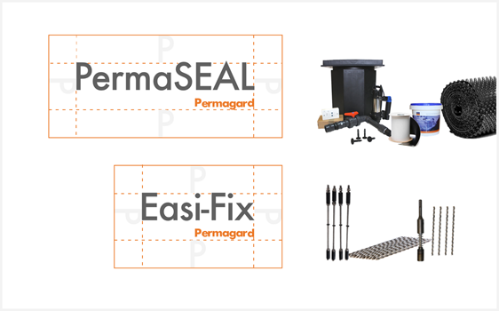 easifix and permaseal rebrand