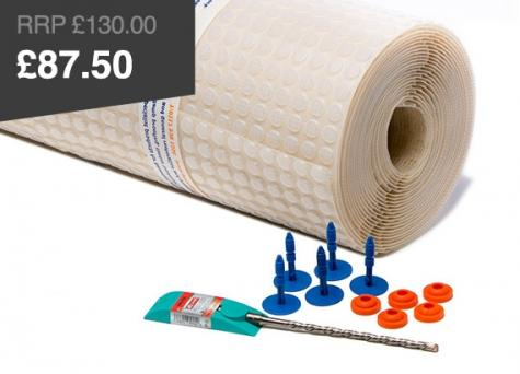 Image of PermaSEAL 3 Damp Proof Membrane Kit 10m² from Permagard