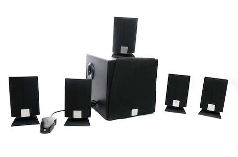surround sound for home cinema