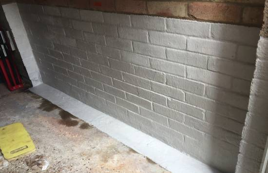How To Waterproof A Garage Tanking A Garage