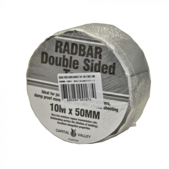 Radbar Double-Sided Tape 50mm x 10m image