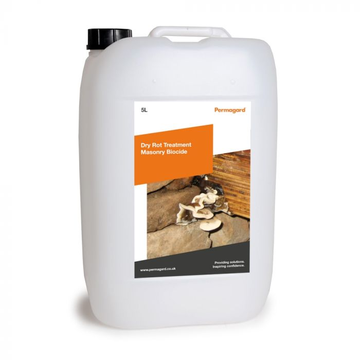 Dry Rot Treatment - 5L image