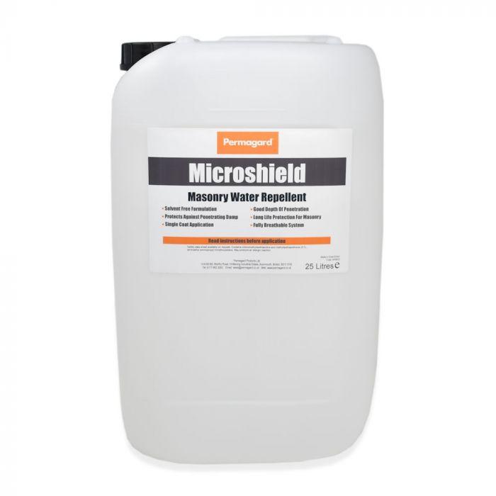Microshield 25L - Masonry Water Repellent image