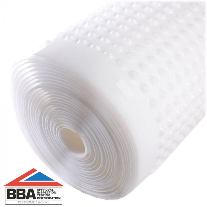 PermaSEAL 8 Clear Membrane 2m x 20m x 12 rolls image