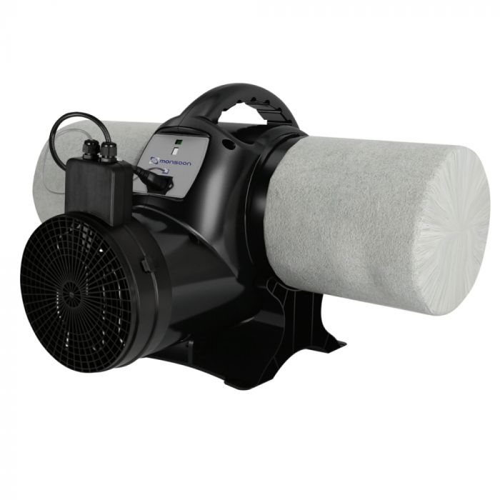 Monsoon Energysaver Positive Pressure System For Lofts With Heater image