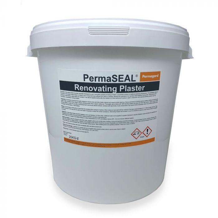 PermaSEAL Renovating Plaster Bucket 20Kg image