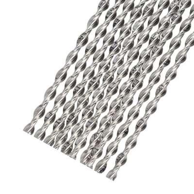 Helical Spiral Bar 6mm x 1m