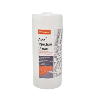 Aida Damp Proofing Cream 1 Litre Cartridge