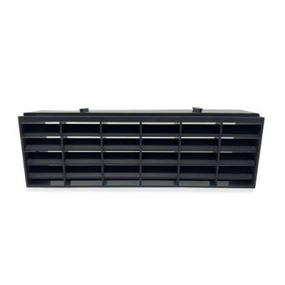 Periscope Vent Air Brick Black