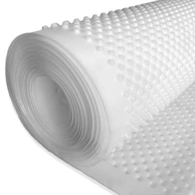 PM8 N Dimpled Sheet Membrane Clear 40m²