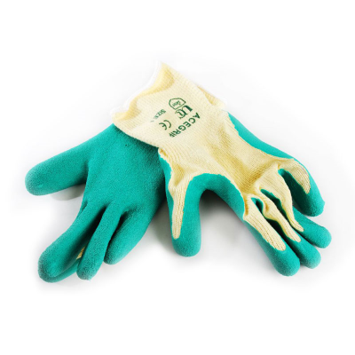 Latex Builders Gloves