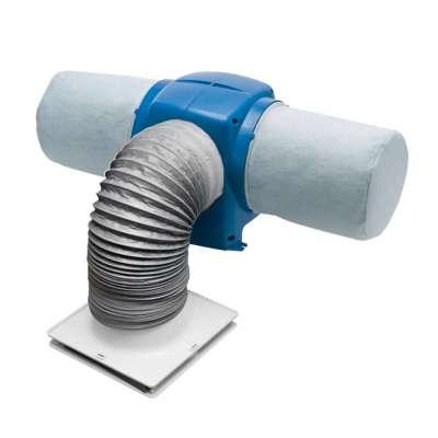 Nuaire Drimaster Eco 3 Storey (Positive Input Ventilator) + hal Control
