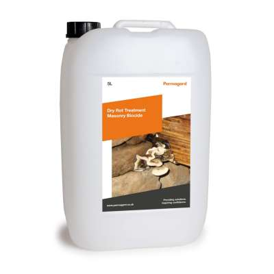 Masonry Dry Rot Treatment (Ready to use) - 5 litres