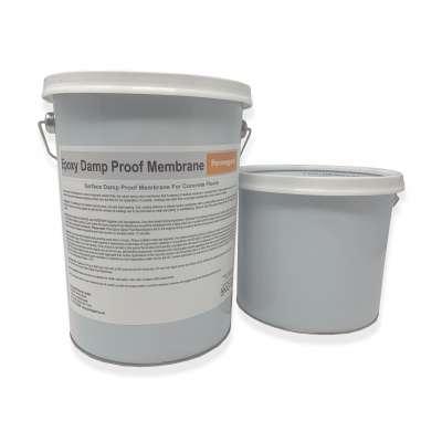 Liquid Epoxy Damp Proof Membrane 5kg (Metal Tin)