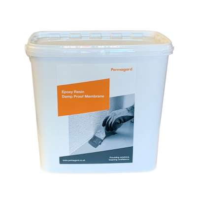Liquid Epoxy Damp Proof Membrane 2.5 Litres