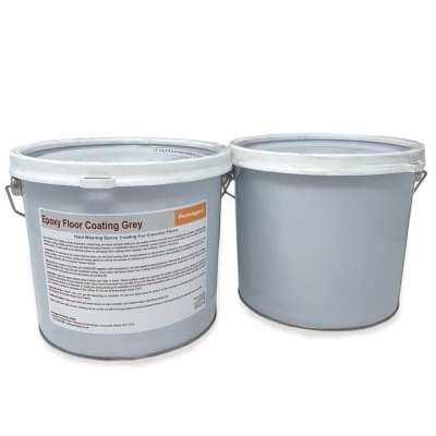 Epoxy Resin Floor Coating Grey 5kg