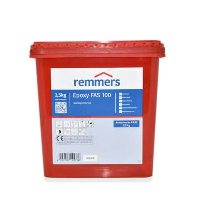 Remmers Epoxy FAS 100 All Surface Primer 2.5kg