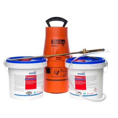 Kiesol C High Strength DPC Cream 5L Kit