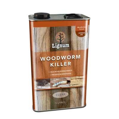 Lignum Woodworm Killer 5L
