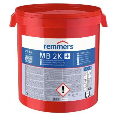 Remmers MB 2K Plus - Flexible Tanking Slurry