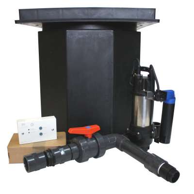 Perma-Seal Basement Sump and Pump System