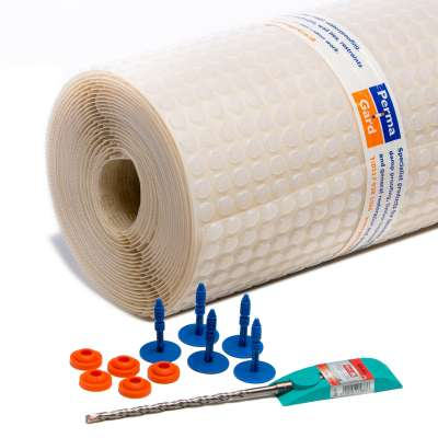 PermaSEAL 3 Damp Proof Membrane Kit 10m²