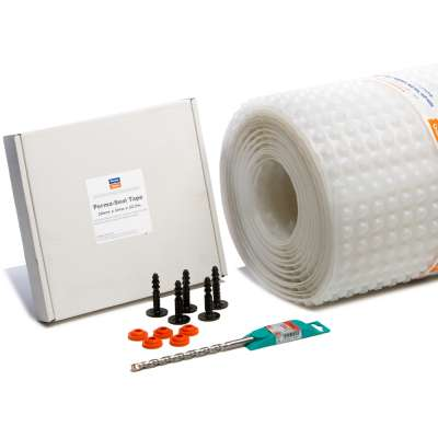 PermaSEAL 8 Clear 40m² Waterproof Membrane Kit
