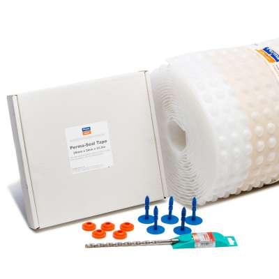 Perma-Seal 8 Mesh 20m² Waterproof Membrane Kit