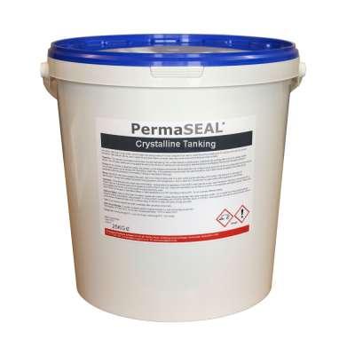 PermaSEAL Crystalline Cementitious Tanking Grey 25kg Bucket