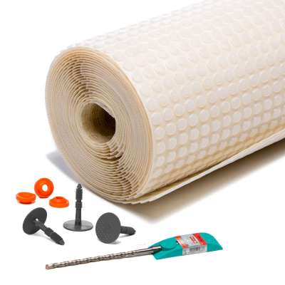 PermaSEAL 3 Damp Proof Membrane Kit 40m²