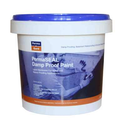 PermaSEAL Damp Proof Paint 5 Litres