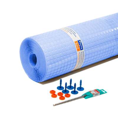 Platon PB2 Damp Proof Membrane Kit 10m²