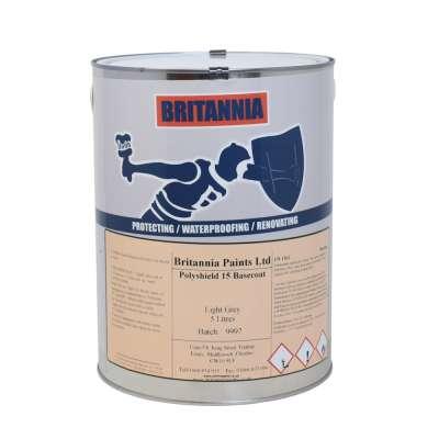 Polyshield Liquid Roof Membrane Basecoat 5L