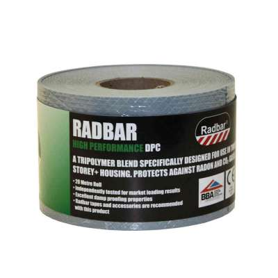 Radbar High Performance Gas Barrier DPC - 112.5mm x 20m