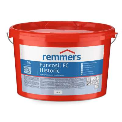 Remmers Funcosil FC Historic 5 Litres