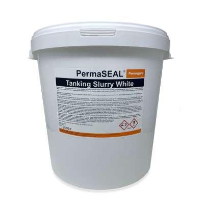 PermaSEAL Tanking Slurry White 25kg Bucket