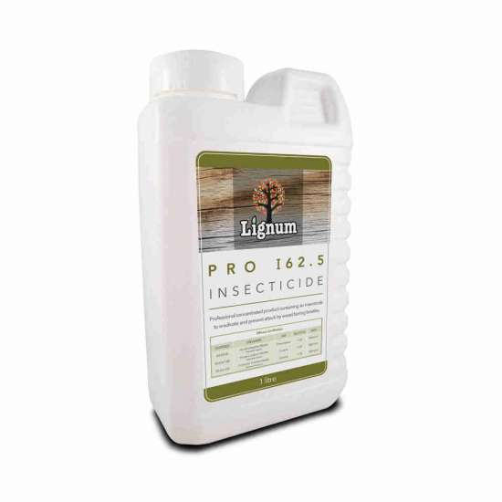 Woodworm Treatment - £ - Professional Insecticide