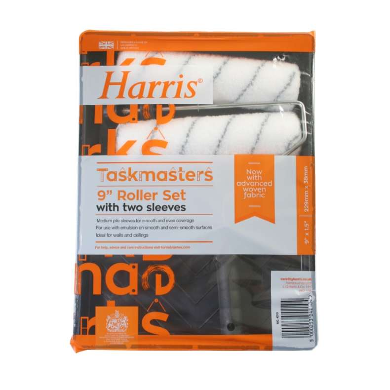 Harris Taskmasters Roller Set