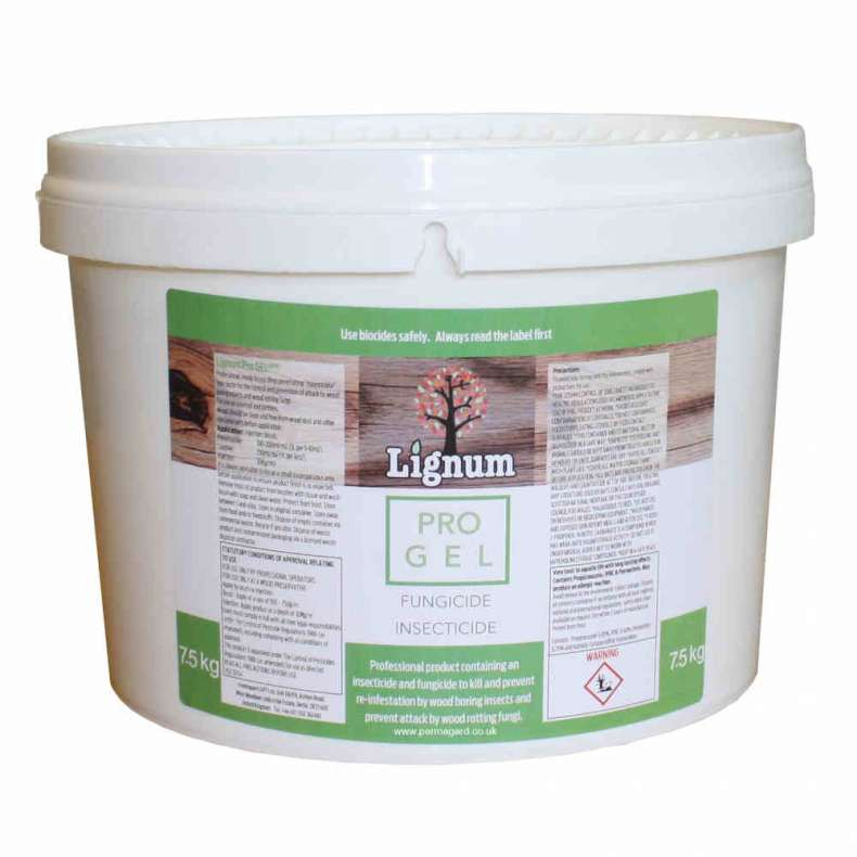 Lignum Pro Gel Fungicide and Insecticide 7.5kg
