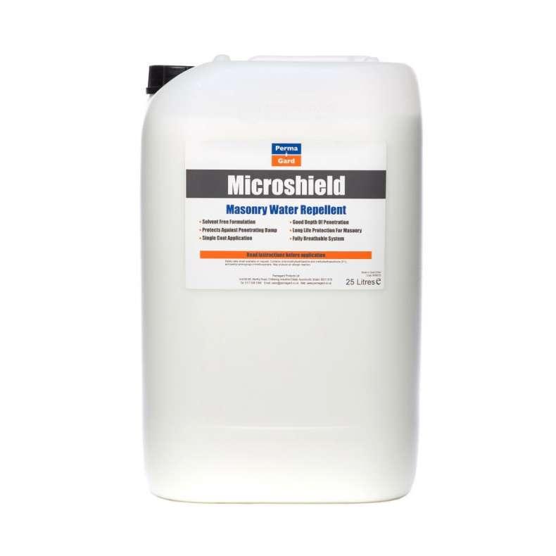 Microshield 25L - Masonry Water Repellent