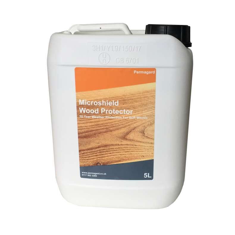 Microshield Wood Protector 5L