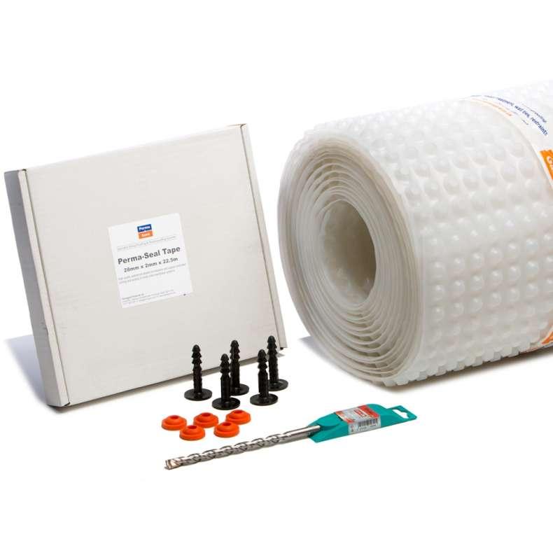PermaSEAL 8 Clear 40m² Waterproof Membrane Kit