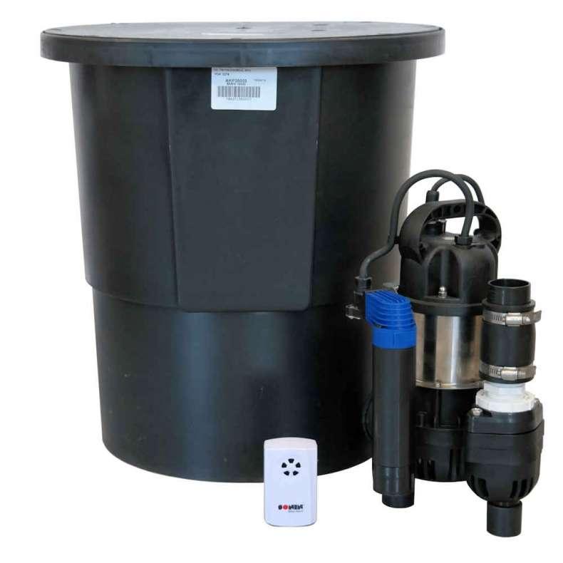 Platon Aqua Cellar Sump Pump Kit