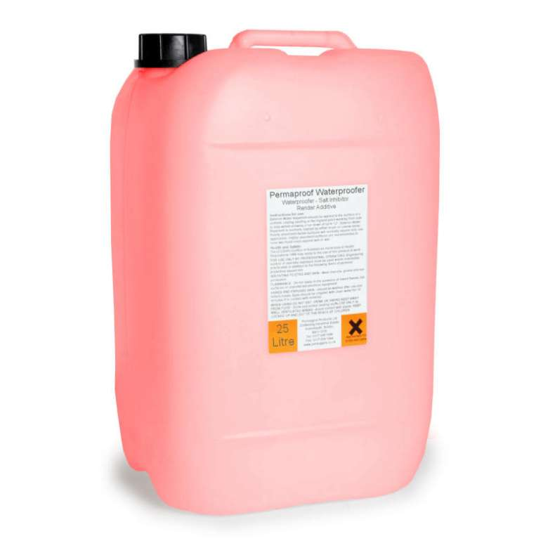 Render Additive / Waterproofer 25 Litre